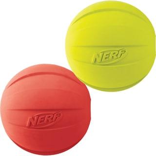 Nerf Squeak Dog Ball Toy