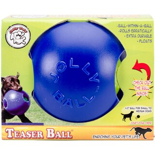 Teaser Ball Dog Toy