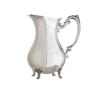 Reed & Barton Burgundy Water Pitcher