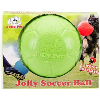 Jolly Soccer Ball Dog Toy