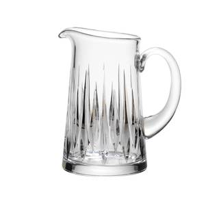 Reed Barton Soho Clear Crystal Bar Pitcher