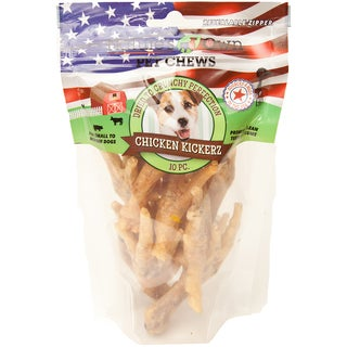Nature's Own Chicken Kickerz Dog Treats