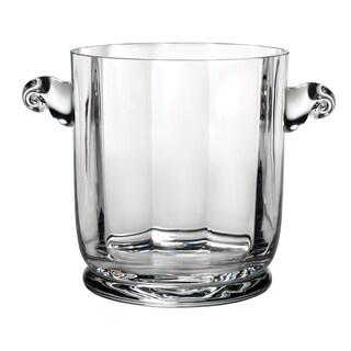 Reed & Barton Austin Clear Crystal Ice Bucket