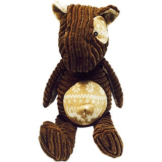 Nandog My BFF Knitted Corduroy Dog Toy