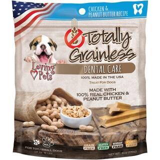 Totally Grainless Dental Bones For Small Dogs