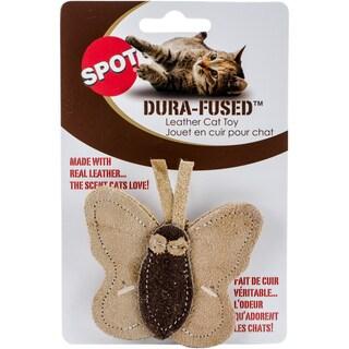 Dura Fused Leather Cat Toy