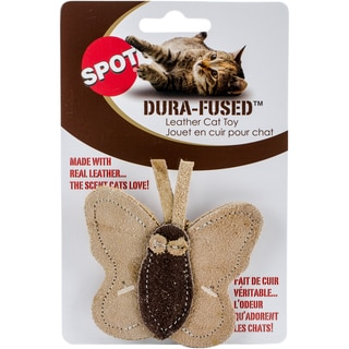 Dura Fused Leather Cat Toy