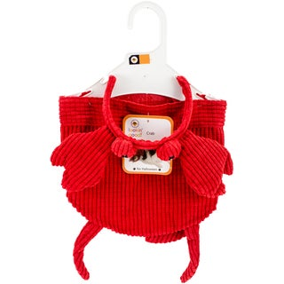 Crab Dog Costume
