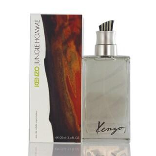 Kenzo Jungle Pour Homme 3.3-ounce Eau de Toilette Spray