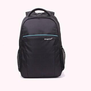Kingsons Best In Class Blue Stripe Series 16.1 Laptop Backpack