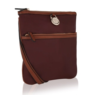 MKF Collection Kempton Crossbody Bag by Mia K. Farrow