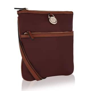 MKF Collection Kempton Crossbody Bag by Mia K. Farrow https://ak1.ostkcdn.com/images/products/14085292/P20695620.jpg?impolicy=medium