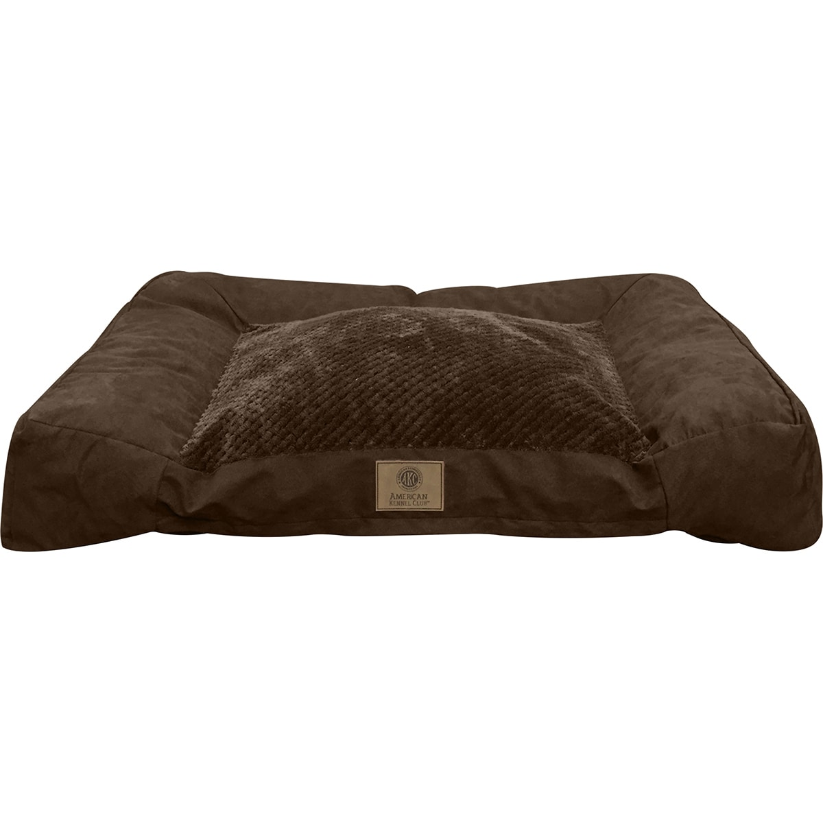 American Kennel Club Memory Foam Sofa Pet Bed (Gray - 39 ...