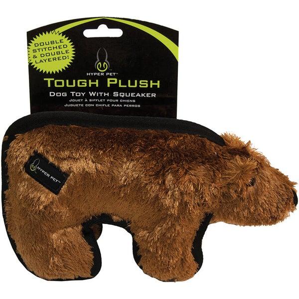 Shop Hyper Pet Tough Plush Animal Dog Toy - Free Shipping