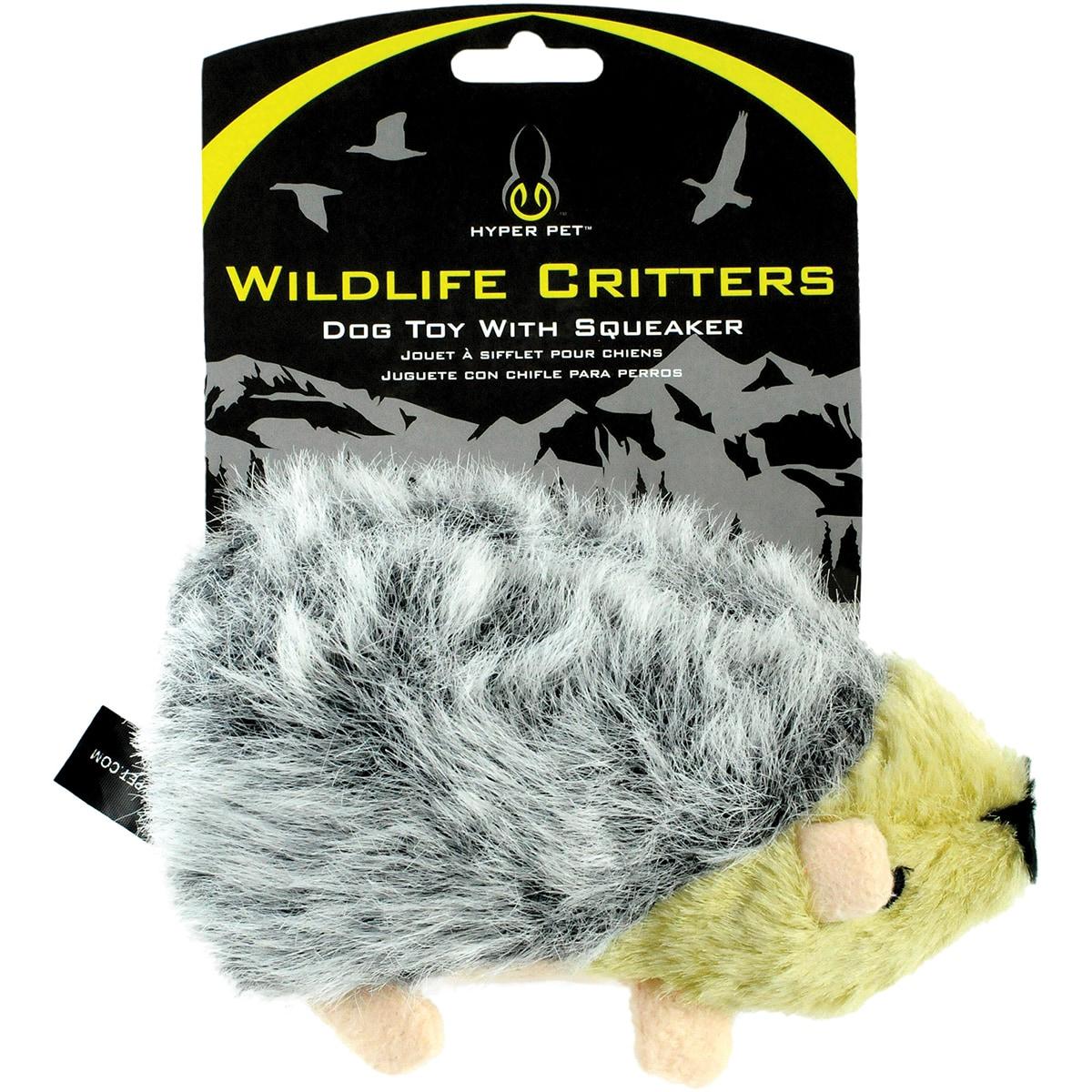 Hyper Pet Wildlife Critter Dog Toy (Mallard Duck), Multi
