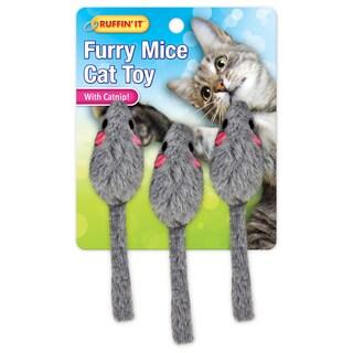 Fur Mice Cat Toy