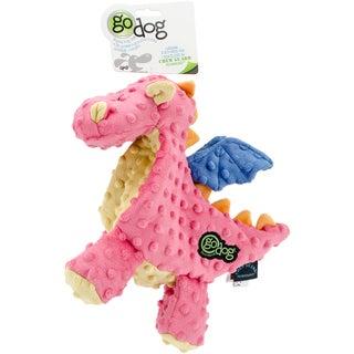 goDog Dragons with Chew Guard Dog Toy
