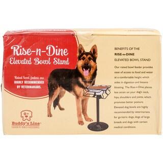 Rise-N-Dine Elevated Diner Pet Feeder