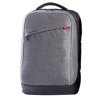 Kingsons Trendy Series 15.6-inch Laptop Backpack (K8890W) - Grey