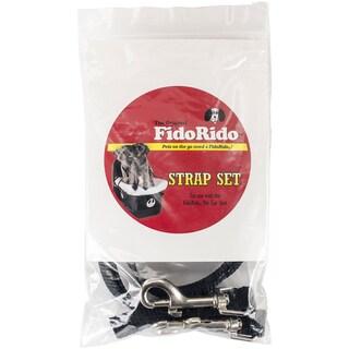 FidoRido Dog Travel Strap Set