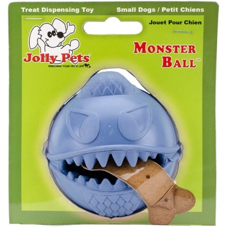 Monster Ball Dog Toy