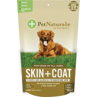 Skin + Coat Chews For Dogs