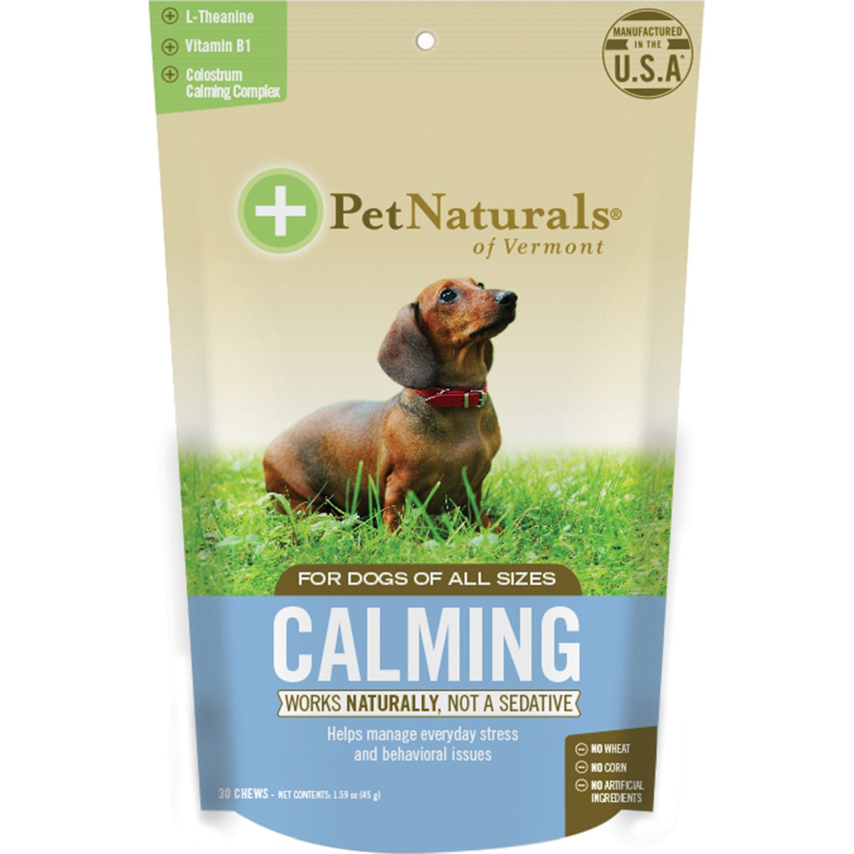 Calming Chews For Dogs (Pet Supplements)