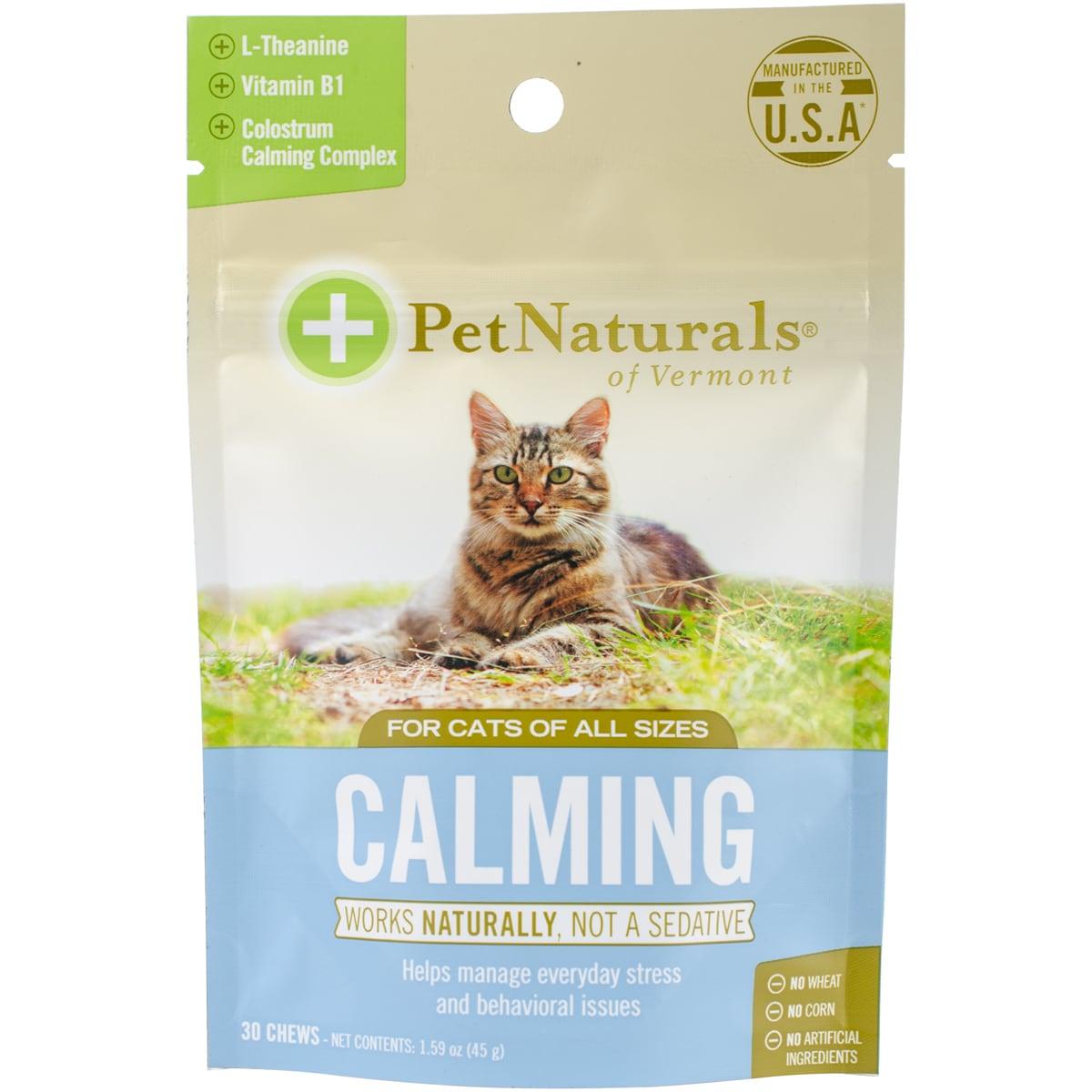Calming Cat Chews (Pet Supplements)