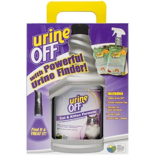 Urine Off Cat Clean Up Kit