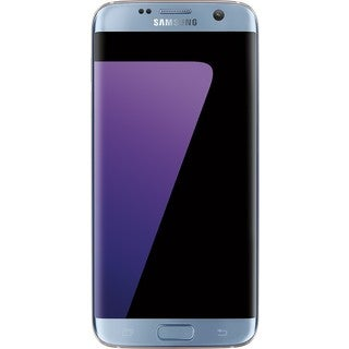 Samsung Galaxy S7 Edge G935F 32GB Unlocked GSM 4G LTE Octa-Core Phone w/ 12MP Camera - Blue