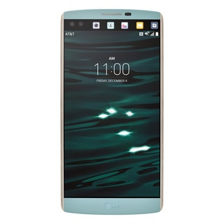 LG V10 H900 64GB AT&T Unlocked 4G LTE Hexa-Core Android Phone w/ 16MP Camera - Opal Blue