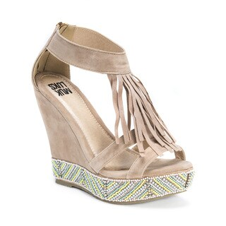 Muk Luks Women's Ciara Wedge Sandals
