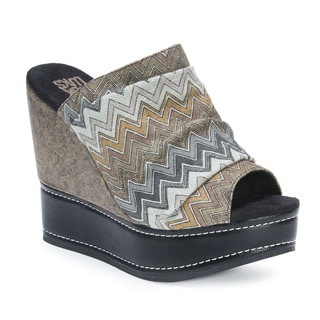 MUK LUKS® Women's Peyton Wedge Sandals