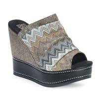 MUK LUKS® Women's Peyton Wedge Sandals