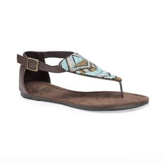 Muk Luks Women's Zena Sandals