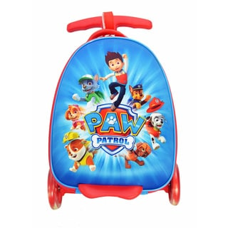 Nickelodeon Paw Patrol 'All Paws on Deck' Scooter Upright Suitcase