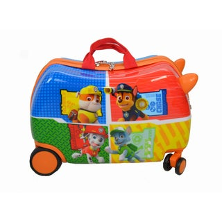"Cruzer Paw Patrol ""Ready for Action!"" Ride-On 16-inch Hardside Rolling Suitcase"