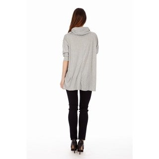 Dinamit Women Convertible Sweater