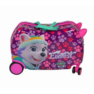 "Paw Patrol Cruizer ""Everest & Skye"" Ride-On 16-inch Hardside Rolling Suitcase