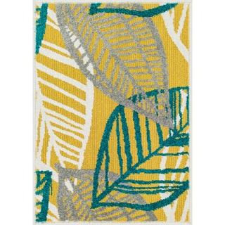 Palm Citron/ Multi Rug (1'8 x 2'6)