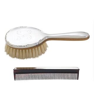 Reed & Barton Georgia Brush & Comb Set