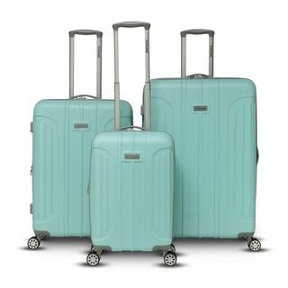 Topline Viva Collection 3-piece Hardside Spinner Luggage Set
