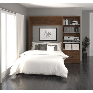 "Cielo by Bestar Premium 89"" Full Wall Bed kit"
