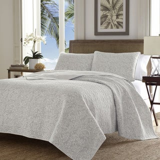 Tommy Bahama Gravel Gulch Quilt Set (Option: Full)