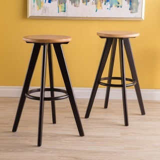 Judd Backless Barstool (Set of 2) by Christopher Knight Home