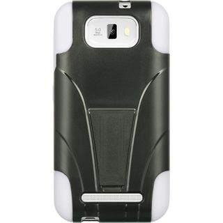 Insten Hard PC/ Silicone Dual Layer Hybrid Case Cover with Stand For BLU Studio 5.5 (Option: Purple)