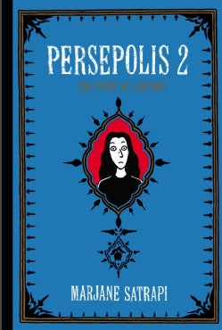 Persepolis 2: The Story of a Return (Paperback)