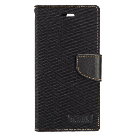 Insten Black Leather Case Cover with Stand/ Wallet Flap Pouch/ Photo Display For Apple iPhone 7 Plus