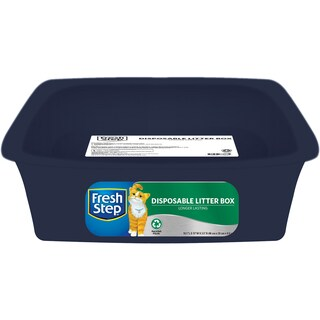 Fresh Step Disposable Litter Pan