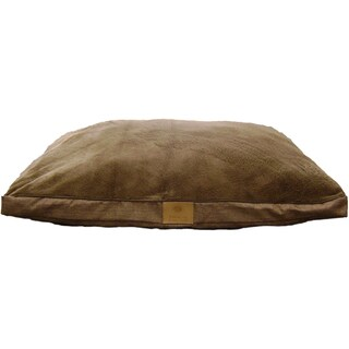 American Kennel Club Burlap Reversible Gusset Pet Bed
